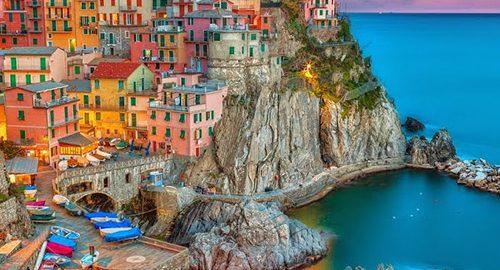 شهرهای کوچک ایتالیا