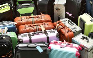 روش هایی ساده برای نگهداری از چمدان