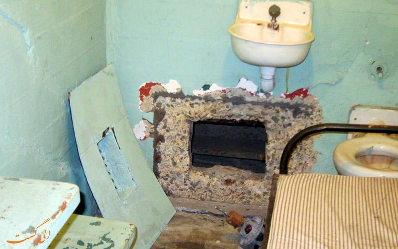 درباره ی زندان آلکاتراز | Alcatraz perison