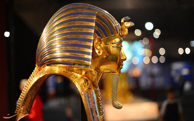 نمایش گنجینه ی فرعون