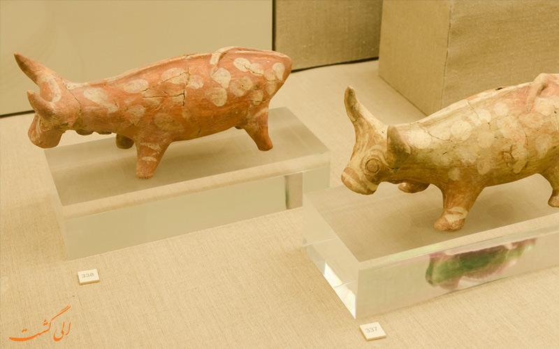 ● موزه باستان شناسی ثرا | Archaeological Museum of Thera