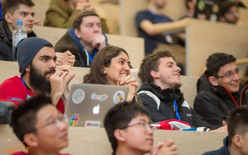 دانشگاه ملی تحقیقات و مدرسه عالی اقتصاد HSE | Higher School of Economics