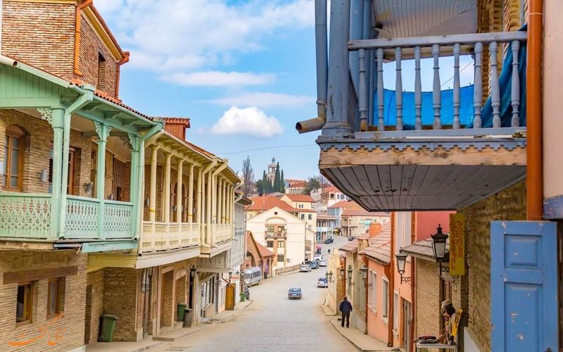 شهر عشق گرجستان