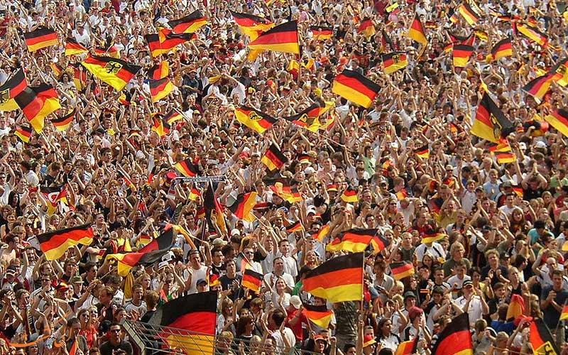 رفتار مردم آلمان | The behavior of the German people