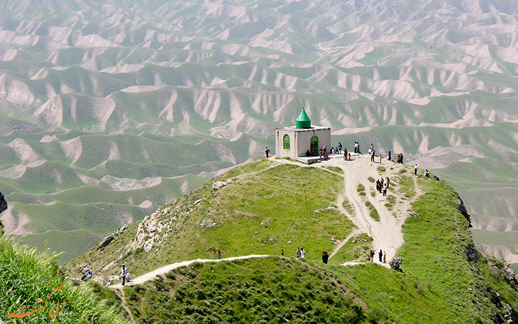 آرامگاه خالد نبی