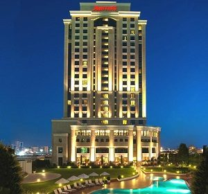 هتل مریوت استانبول
