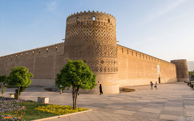 ● ارگ کریم خان   Arg of Karim Khan
