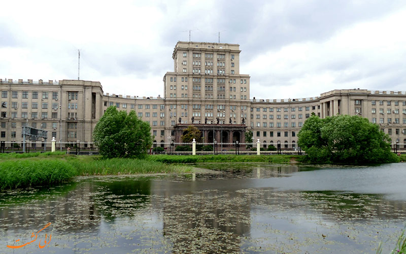 دانشگاه علوم انسانی | RUSSIAN STATE UNIVERSITY FOR THE HUMANITIES