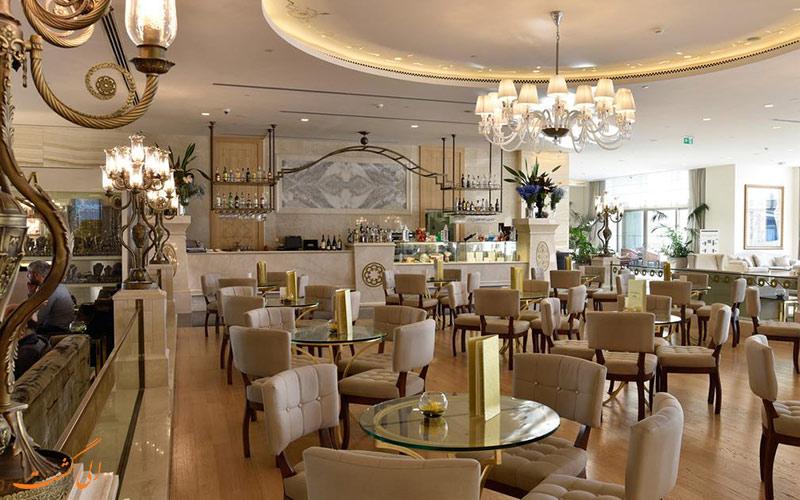 هتل سی وی کی پارک بوسفر استانبول   CVK Park Bosphorus Hotel Istanbul