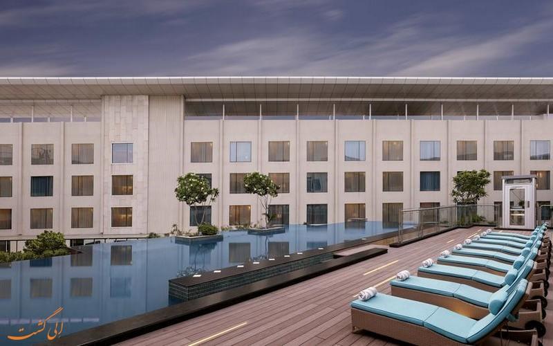 هتل کرون پلازا در جیپور