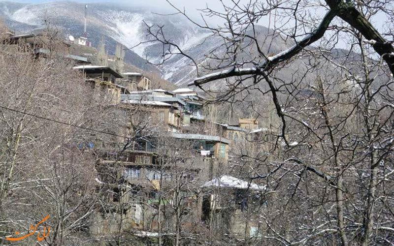 روستای زشک در مشهد