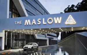 هتل مازلو ژوهانسبورگ