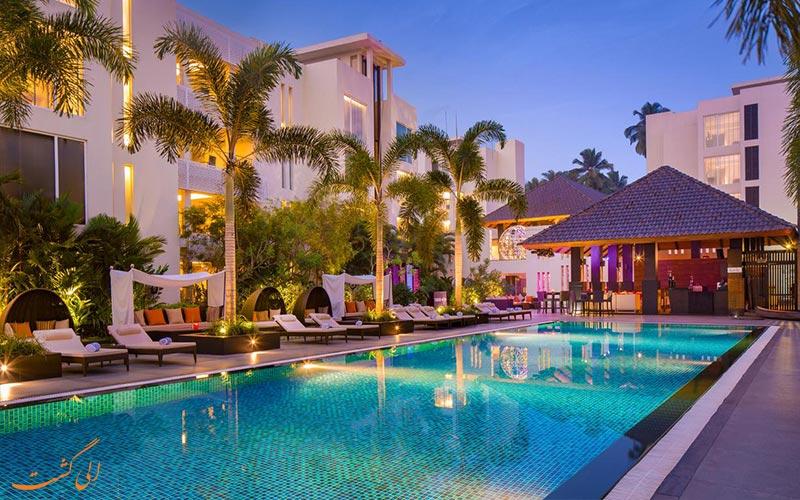 هتل هارد راک گوا-بهترین هتل های 5 ستاره گوا