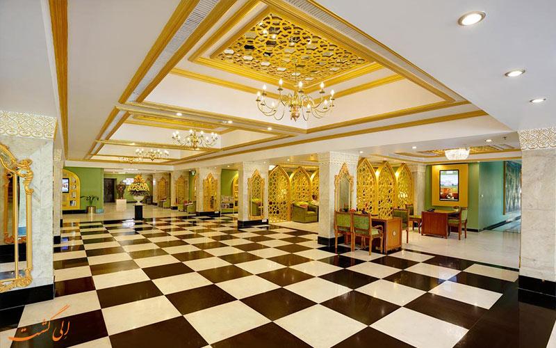 بهترین هتل های 5 ستاره آگرا