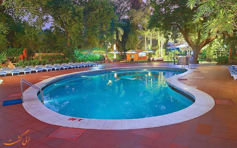 هتل کلارک شیراز آگرا از بهترین هتل های 5 ستاره آگرا
