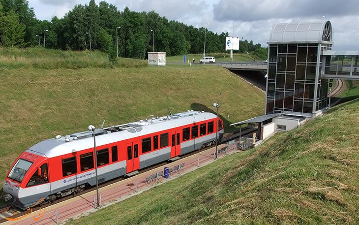 قطار ویلنیوس