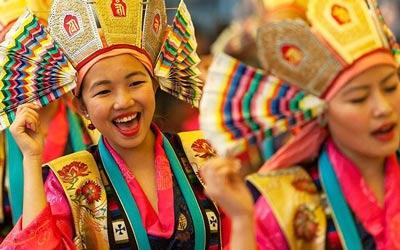 بهترین فستیوال های نپال