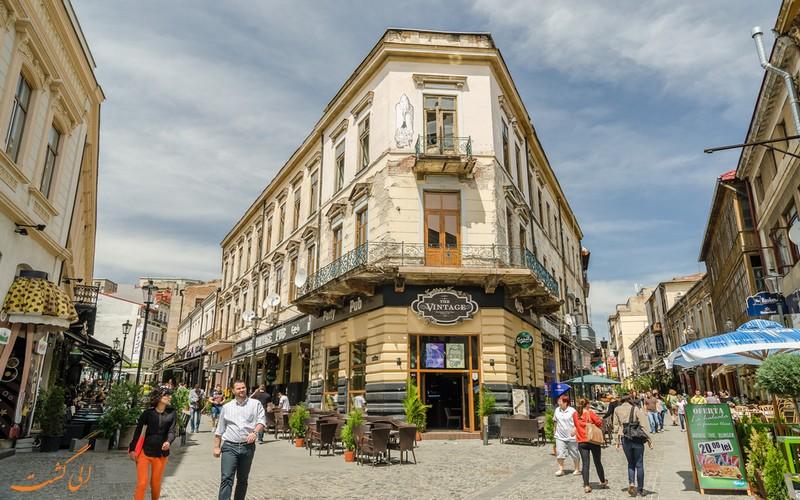 منطقه قدیم بخارست