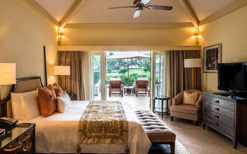 امکانات اتاق های هتل لیلا گوا