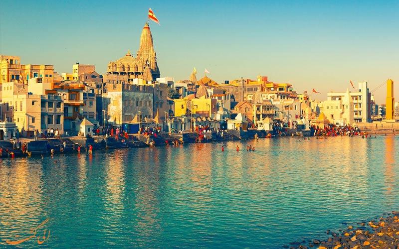 شهر دوارکا امروزی-شهر گمشده دوارکا هند