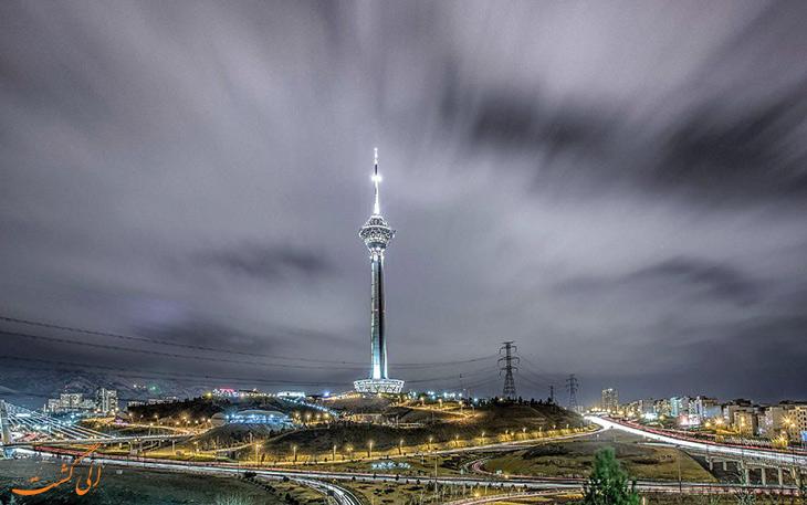 برج میلاد و جاهای گردشگری نزدیک تهران