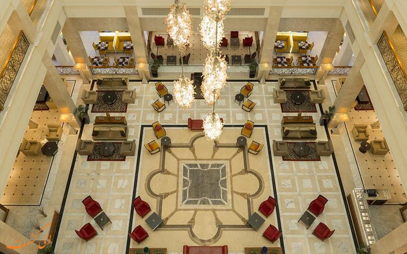 خدمات رفاهی هتل وستین دبی مینا