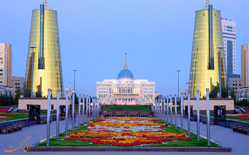 شهرهای قزاقستان در نکات سفر به قزاقستان