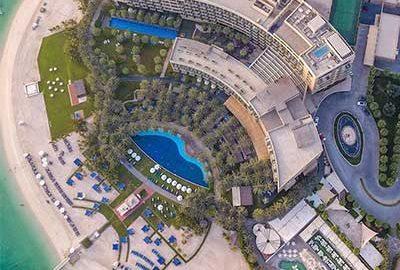هتل ریکسوس د پالم دبی