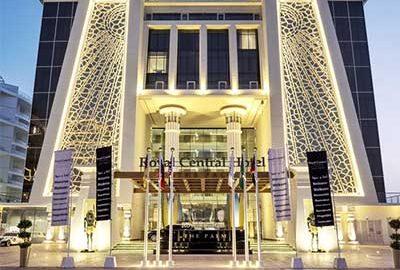 هتل رویال سنترال پالم دبی-الی گشت