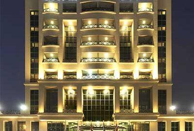 هتل کورال دبی دیره- الی گشت