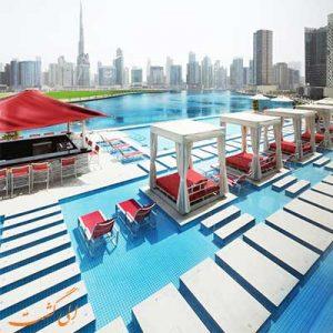 هتل کانال سنترال دبی-الی گشت