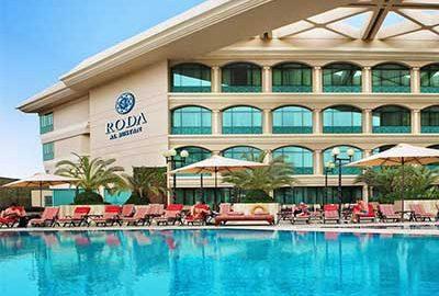 معرفی هتل رودا البوستان دبی-الی گشت