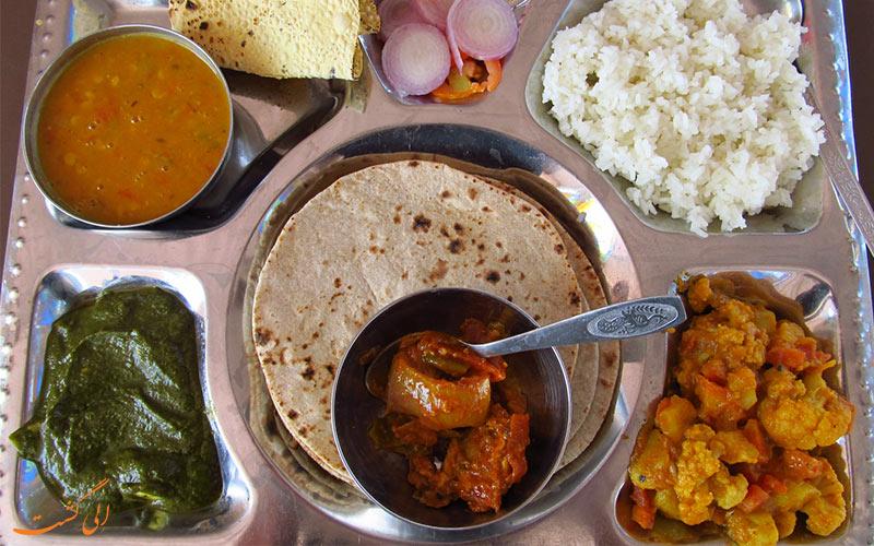 غذا و نکات بهداشتی سفر به هند