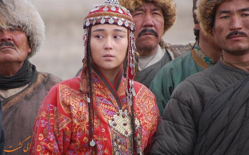 مردم قزاق در نکات سفر به قزاقستان