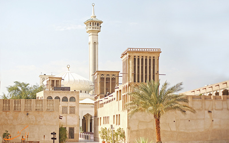 مسیر موزه-موزه الفهیدی در محله بستکیه دبی