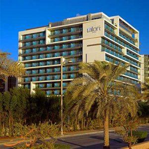 هتل آلوفت پالم جمیرا دبی-الی گشت