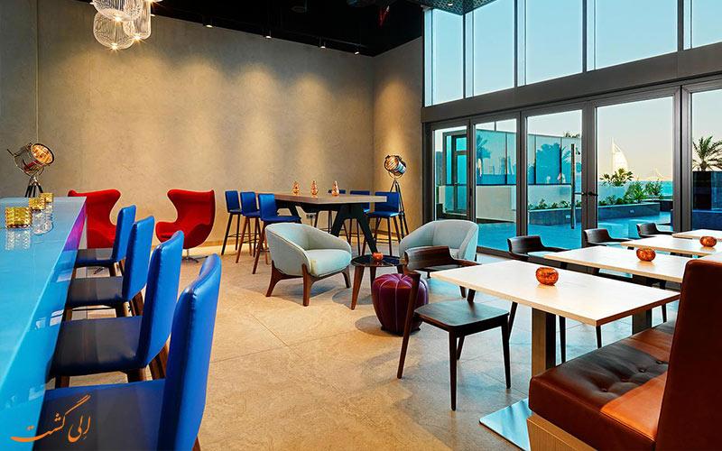 هتل آلوفت پالم جمیرا دبی-رستوران