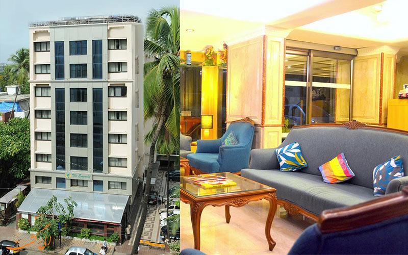 هتل امرالد جوهو بمبئی-نما و امکانات