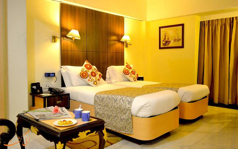 هتل امرالد جوهو بمبئی-امکانات اتاق ها