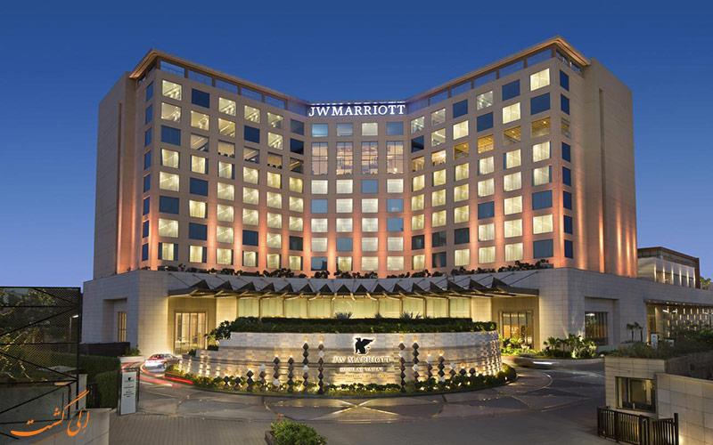هتل جی دابلیو ماریوت بمبئی-بهترین هتل های 5 ستاره بمبئی