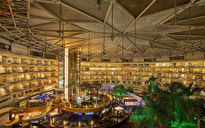 هتل ساحارا استار بمبئی-بهترین هتل های 5 ستاره بمبئی