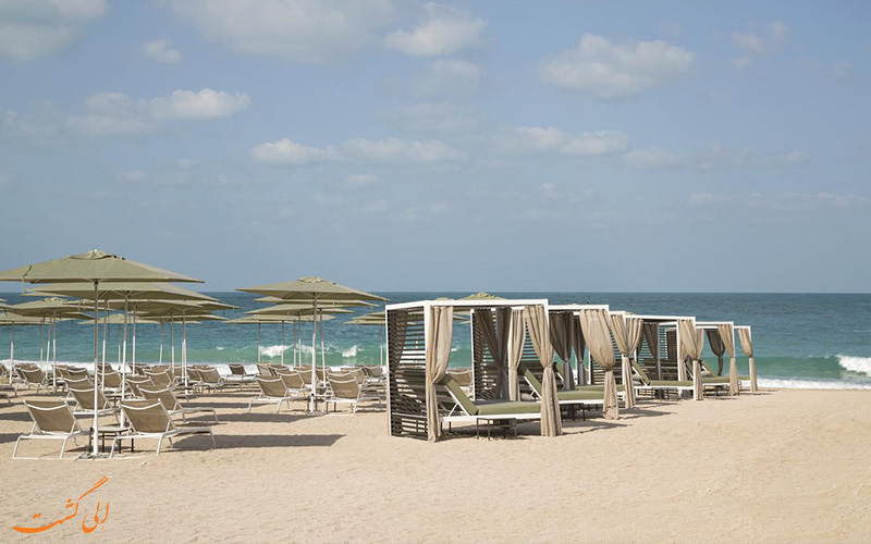 هتل سزار ریزورت بلوواتر دبی-ساحل
