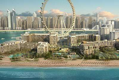 هتل سزار ریزورت بلوواتر دبی-الی گشت