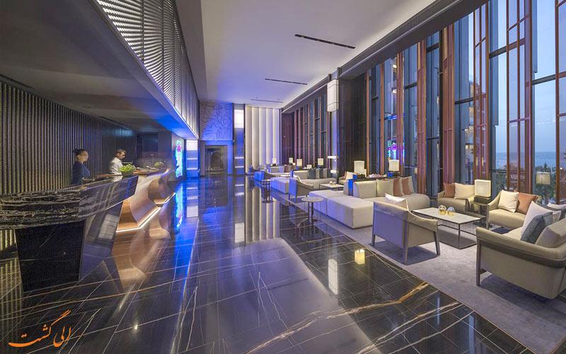 خدمات رفاهی هتل سزار ریزورت بلوواتر دبی