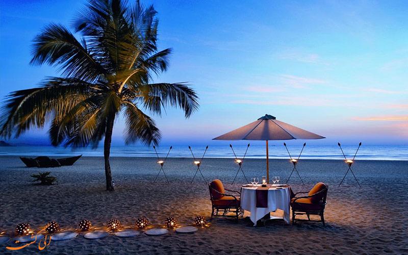 هتل لیلا گوا-The Leela Goa