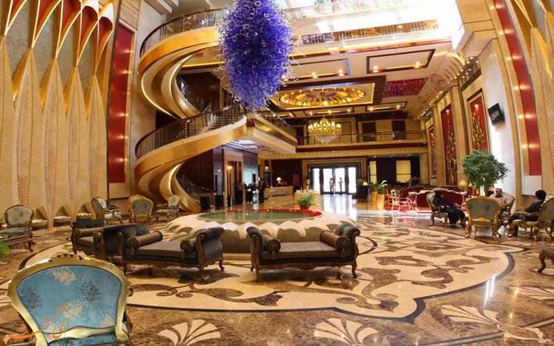 هتل های مشهد نزدیک به حرم، بهترین هتل های مشهد