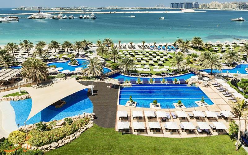 هتل وستین دبی مینا-The Westin Dubai Mina