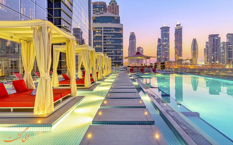 هتل کانال سنترال دبی-Canal Central Hotel