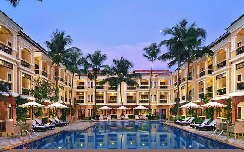 هتل کانتری این گوا از هتل های 5 ستاره گوا