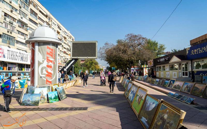 هزینه های سفر در نکات سفر به قزاقستان